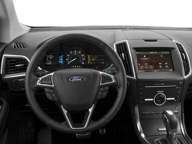 2017 Ford Edge Sport San Jose Ca Sunnyvale Gilroy Fremont California 2fmpk4ap9hbb74859