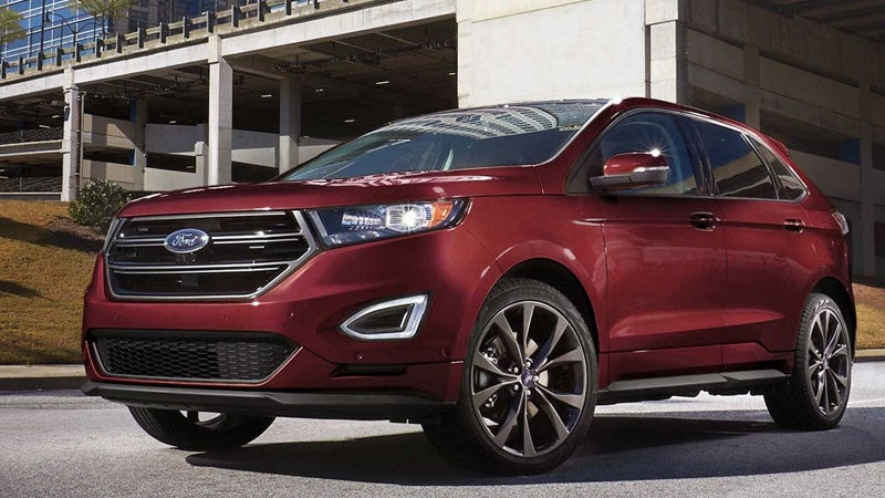 2018 Ford Edge Morgan Hill Ca