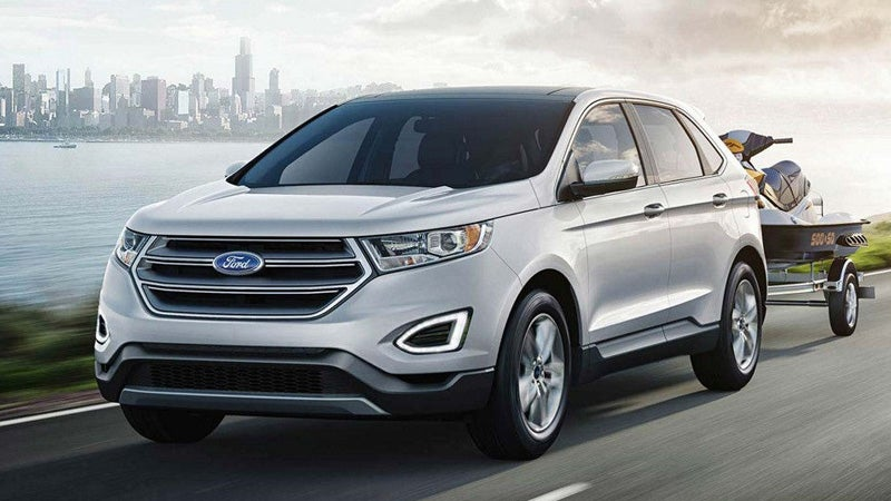 Ford Edge Towing Capacity >> 2018 Ford Edge SUV for Sale | Ford Dealership near Campbell, CA