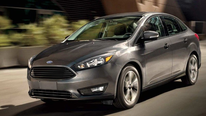 2018 Ford Focus Morgan Hill Ca