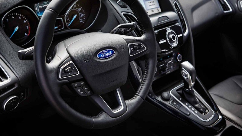 2018 Ford Focus Morgan Hill Ca Interior