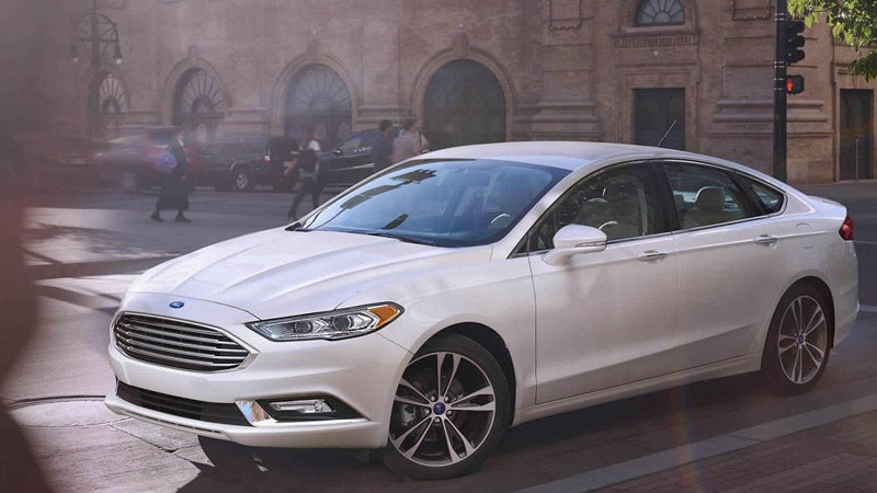 2018 Ford Fusion Morgan Hill Ca