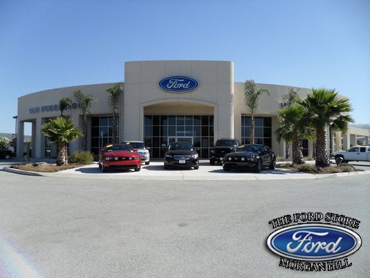 Ford Oil Change near Me | Schedule Ford Service near San